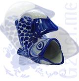 Рыба №2 (Гжель-Малахит)