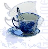 """Чайная пара """"Каприз"""" (Мастерская И.Морозова)"""