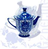 """Чайник """"Лилия"""" (Мастерская И.Морозова)"""