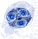 Менажница (Гжельские узоры)
