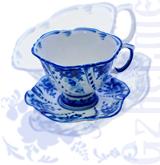 "Чайно-коф. пара ""Морской бриз"" (Мастерская И.Морозова)"
