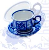 """Кофейная пара """"Грань"""" (Мастерская И.Морозова)"""