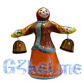 """Скульптура """"По воду"""" мастерская Мухина"""