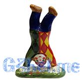 """Скульптура """"Скоморох вверх ногами"""" мастерская Мухина"""