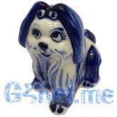 Скульптура Собака №1 Мастерская Пулеметовых
