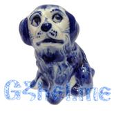 Скульптура Собака №2 Мастерская Пулеметовых