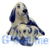 Скульптура Собака №7 Мастерская Пулеметовых