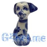 Скульптура Собака авт. Сивова Мастерская Ширенина