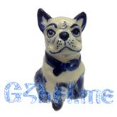 Скульптура Собака №9 Мастерская Пулеметовых