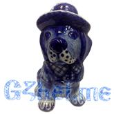 Скульптура Собака в Шляпе Мастерская Ширенина