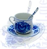 Ложка чайная (Гжельский ФЗ)