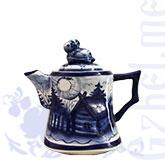 Чайник квадратный (тема) (мастерская Пулеметовых)